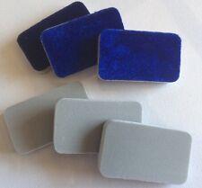 Mini seco limpie Board gomas de borrar (paquete de 30 placas de visualización de las Escuelas Colegios Universidad)