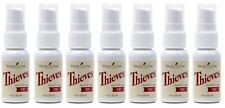 Young Living Essential Oils - Thieves Spray 1 fl oz - 7 pack NEW