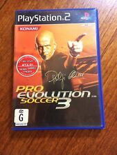 PES 3 Pro evolution soccer, PS2, Playstation 2, complete tested, good condition