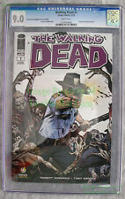 THE WALKING DEAD #1 2nd Print 2013 Portland Wizard Comic Con Variant CGC 9.0