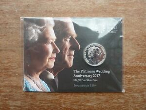 GB .999 fine SILVER coins SEALED £20 £50 CHOOSE 2013 2015 2017 QUEEN - WEDDING