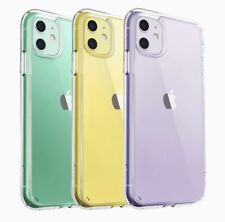 Clear Case For Apple iPhone 11 Full Cover Soft Transparent Shockproof Case