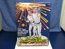 1979 BUCK ROGERS 25th CENTURY PAINT BY NUMBER BOX SET MINT SEALED CRAFT MASTER