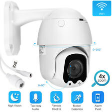 MINI PTZ HIKVISION Compatible Outdoor WIFI Network Camera 2MP Auto Zoom 2.8-12MM
