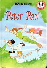 PETER PAN Club du livre mikey DISNEY