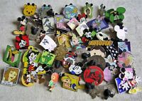 Disney pin badges trading and Hidden Mickey Mouse collection to choose from