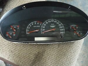 FORD AU XR6 XR8 SERIES 1 INSTRUMENT CLUSTER VERY LOW K'S