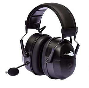 Rifleman Bluetooth Communication Hearing Protection Electronic Ear Muffs NRR 25