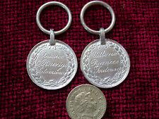 Replica Copy 42nd Foot (Black Watch) Battle Honour Medal Vittoria Salamanca etc