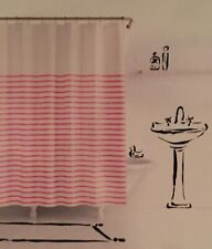 Kate Spade New York Striped Shower Curtains For Sale Ebay