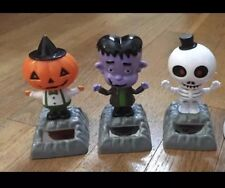Solar Powered Dancing Halloween Toy Collection