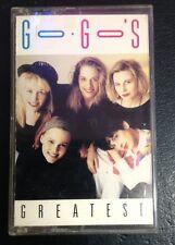 Go Go's Greatest Cassette