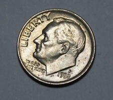 One Dime United States of America Coin 1988 Münze TOP! (E1)