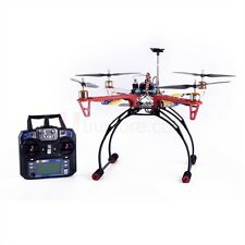 Fpv RC remote control Drone F450 Quadcopter Flamewheel kit 4axis ARF Combo