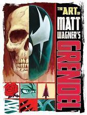 The Art of Matt Wagner's Grendel by Wagner, Matt