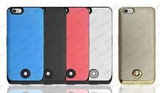 """COVER custodia CON BATTERIA DA 6000 mAh per iPhone 6 PLUS 5.5"""" NEWTOP®"""