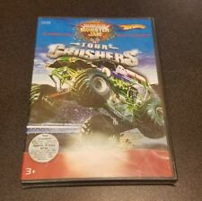 Monster Jam: Tour Crushers (DVD, 2006) trucks Blue Thunder El Toro Loco RARE NEW