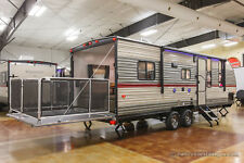 New 2019 22RR Limited Lite Lightweight Toy Hauler Travel Trailer Camper For Sale