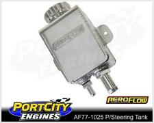 Aeroflow Alloy Fabricated Power Steering Reservoir Tank Square 810ml AF77-1025