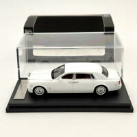 Rolls-Royce Phantom VII White Diecast Models Limited Edition Collection 1/64