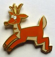 Disney Pin Badge Toy Story Midway Mania Prizes - Deer