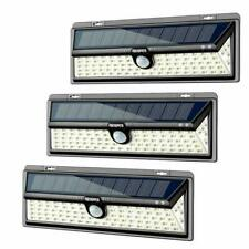 New listing Auspice Solar Lights Outdoor, Upgraded 3 Modes, Motion Sensor, Ip65, 270 Degrees