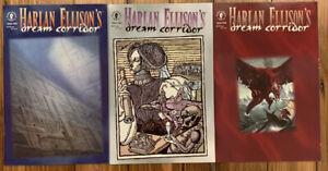 Harlan Ellison's Dream Corridor # 1 2 5 Dark Horse Comics 1995 NM