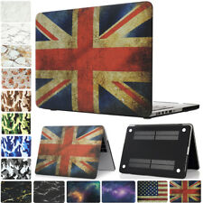 For Macbook Pro 13 15 Air 11 13 12 inch Rubberized Hard Case Cover+Keyboard Skin