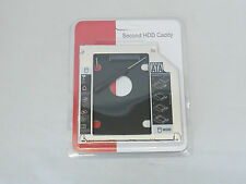 "NEW 9.5mm SATA DVDROM Superdrive BOX SATA HDD to ODD for MacBook Pro 13"" 15"" 17"""