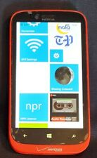 Nokia Lumia 822 Red Verizon Smartphone