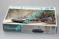 Trumpeter 1/35 00389 Bergepanzer IV