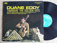 Duane Eddy – Twangin' The Golden Hits  -  LP