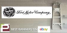 Ford Motor Company Vintage look Workshop Garage Banner