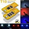 2 Bombillas LED, T10 Canbus, SMD Chip 3030 5W5, luz de posicion, Car Bulbs DC12V