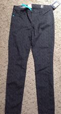 Hurley Womens Stretch 81 Skinny Twill Pants Size 28/32