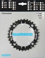 Shimano cadenas hoja Deore fc-m480 32 dientes LK 104 mm negro