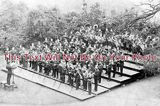 LO 245 - KOYLI Kings Own Infantry, Richmond Upon Thames, London c1896