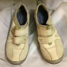 Privo Used Leather Upper  Balance Manmade Size 7 Half Shoes.