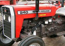 workshop massey ferguson tractor manuals publications ebay. Black Bedroom Furniture Sets. Home Design Ideas
