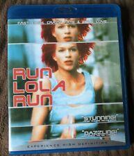 Run Lola Run (Blu-ray, 1999) Original Owner Played Once