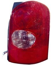 Fits 02 03 Mazda MPV NEW Passenger Taillight Taillamp Rear