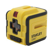 STANLEY STHT77340 Cubix Automatic Cross Line Laser Level with Quick Link System