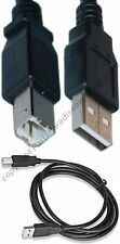Lot20 6ft USB2.0 A~B AB Printer/Device/Scanner/Hub Cable/Cord/Wire PC/Mac{BLACK