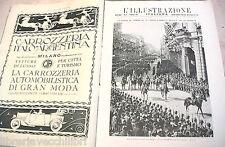 L ILLUSTRAZIONE ITALIANA 1919 Comunismo Brigata Salerno Trotzky Varsavia Greppi