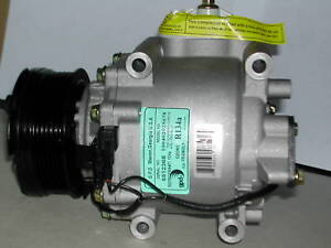 NEW AC COMPRESSOR FORD 500 FIVE HUNDRED 2005 2006 2007 FREESTYLE MONTEGO