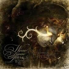 WINE FROM TEARS 2009 Through The Eyes Of A Mad CD Doom Death Saturnus