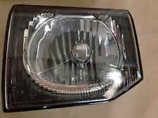 Genuine Mitsubishi NL Pajero LH Headlight (MR387531)