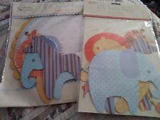 HTF/Meri Meri/Meri Go Round Oh Baby Baby Animal Cake Stand & Party Garland-MIOP