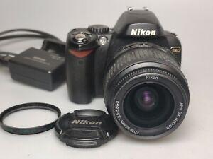 Nikon D40 With 18-55mm F 3.5 Lens  (K26)