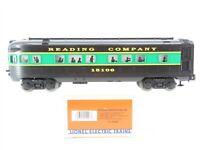 O Gauge 3-Rail Lionel 6-15106 RDG Reading Company Observation Passenger #15106